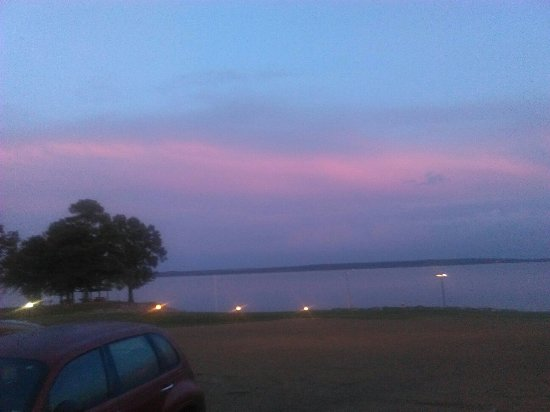 Como, MS: The view you can only find at Holiday Lodge.