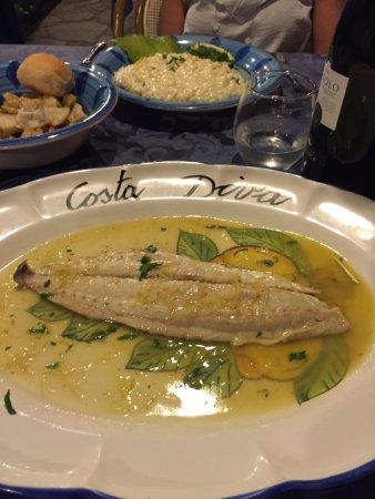 Picture of ristorante costa diva praiano for Costa diva
