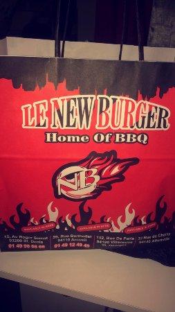 Arcueil, Francia: New Burger