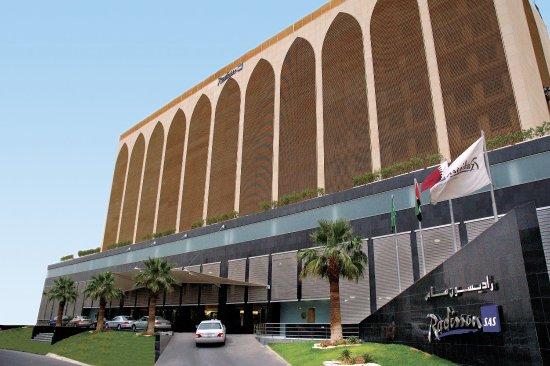Radisson Blu Hotel, Riyadh: Exterior