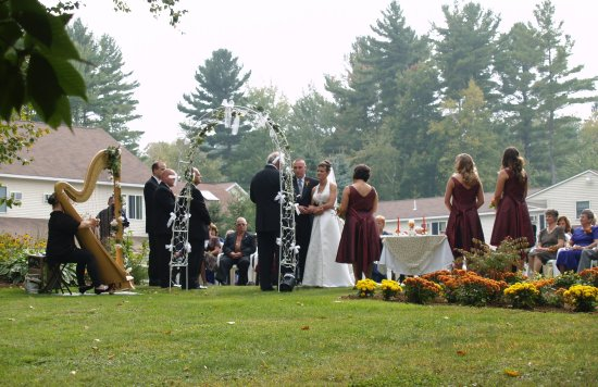 Wilton, เมน: Weddings