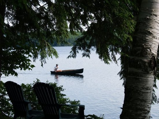Wilton, ME: Canoeing