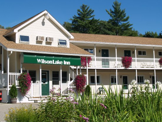 Wilton, ME: Ext .Wilson Lake Inn