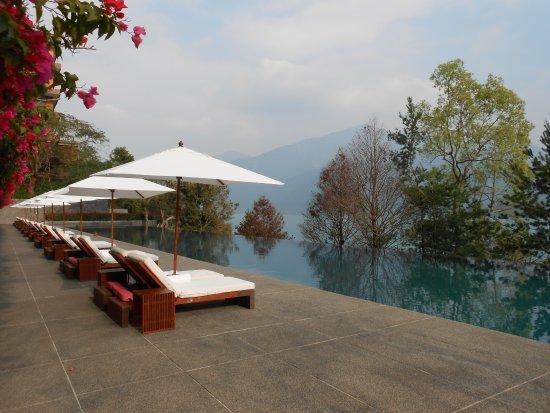 Bilde fra The Lalu Sun Moon Lake