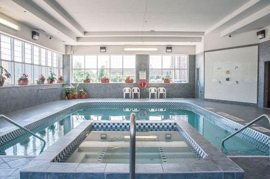 Comfort Inn Lundy's Lane: Indoor Pool
