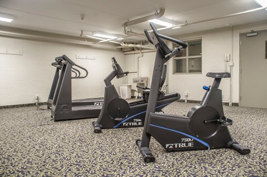 Comfort Inn Lundy's Lane: Fitness Room