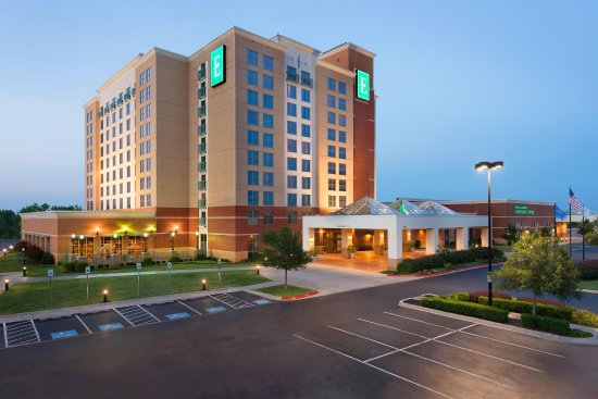 Norman, OK: Embassy Suites