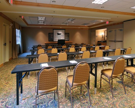 Homewood Suites by Hilton - Greenville: Meeting Room