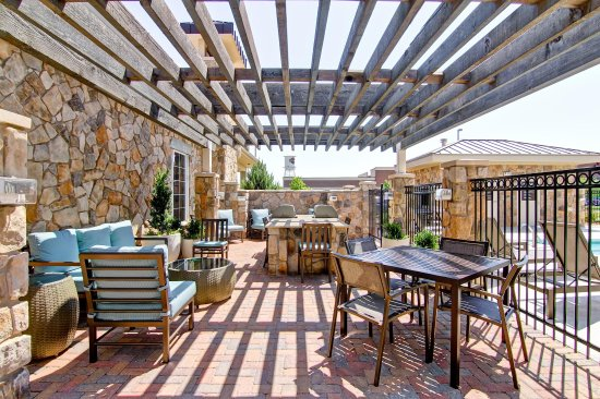 Homewood Suites by Hilton Oklahoma City-West: Patio