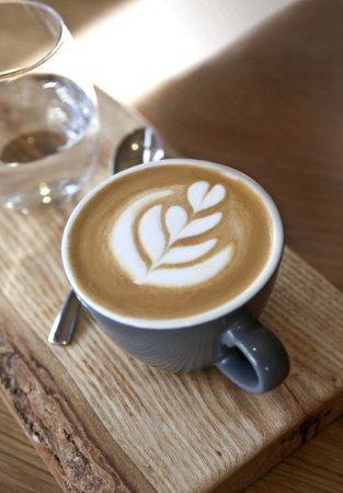 Penarth, UK: Not just tea...
