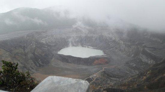 写真ポアス火山 国立公園枚
