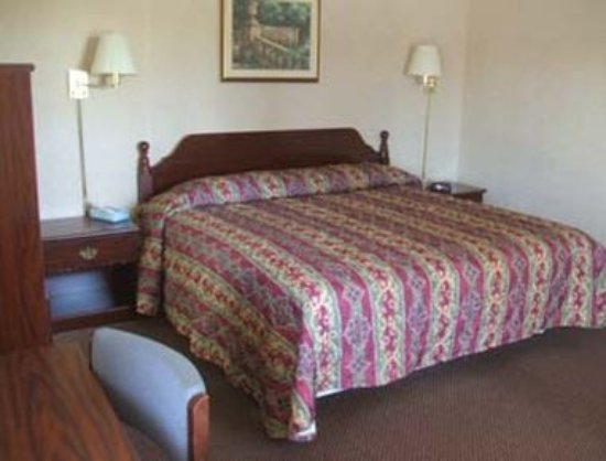 Knights Inn Castleton on Hudson/Schodack: Standard King Room