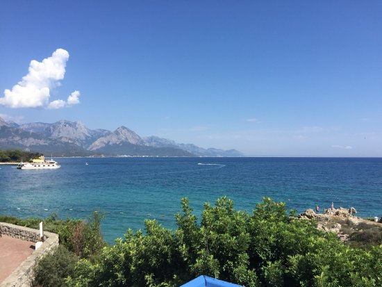 Club Med Kemer: Vue depuis la chambre