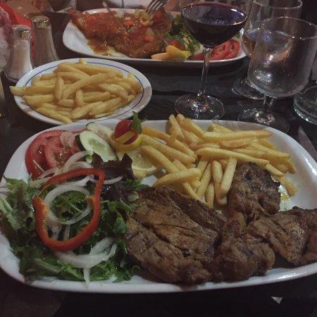 Os Arcos Restaurante : The taste of Portugal