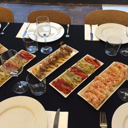 Canela Fina: Beautiful presentation of delicious food!
