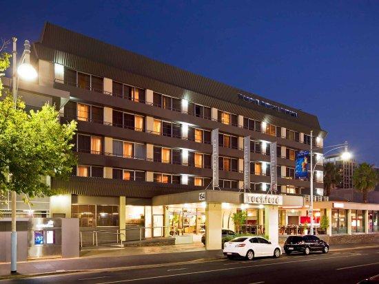 โรงแรมร็อคฟอร์ด อาดิเลด