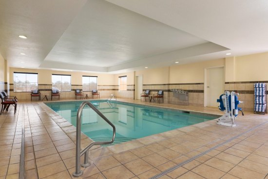 Homewood Suites Denver Tech Center: Indoor Pool