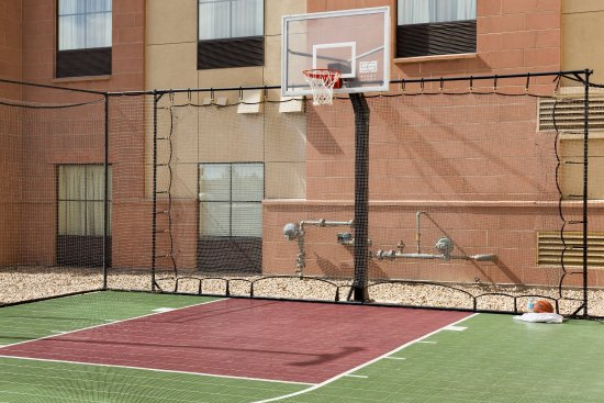 Homewood Suites Denver Tech Center: Sports Court