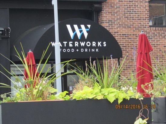 Waterworks restaurant in Winooski, VT