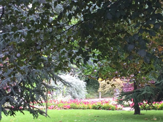 Moray, UK: The Bibical Garden, Elgin