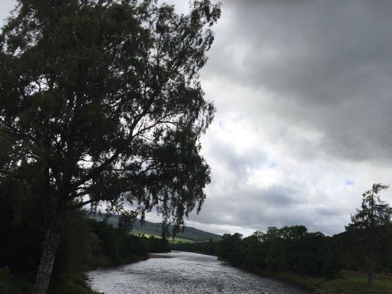Moray, UK: Spey River