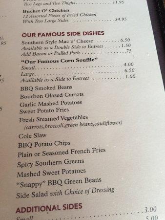 Blauvelt, Estado de Nueva York: Gotta get the snappy BBQ green beans