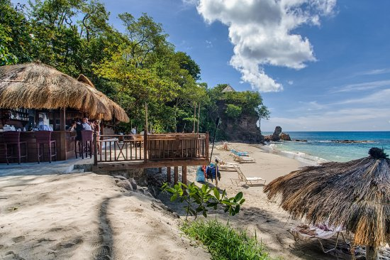 Cap Estate, St. Lucia: Naked Fisherman Beach Bar & Grill