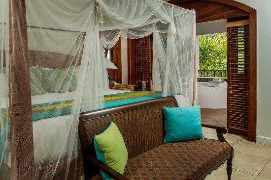 Cap Estate, Saint Lucia: Ocean View Villa Suite With Jacuzzi
