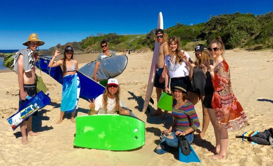 Coffs Coast Surf Tours