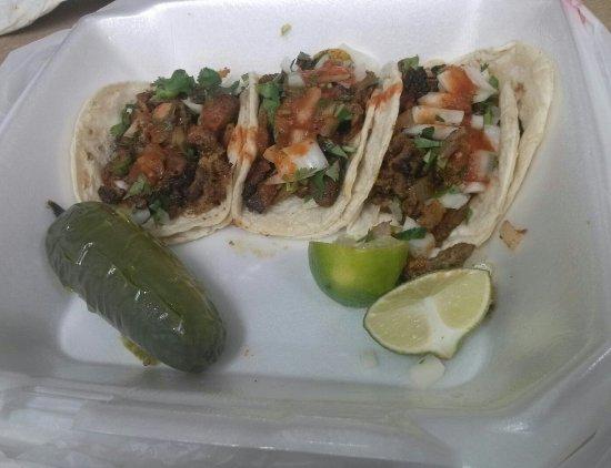 Benton, AR: Tacos Al Pastor