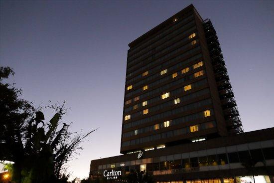Hotel Carlton Antananarivo Madagascar: Exterior
