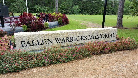 ‪Fallen Warriors Memorial‬