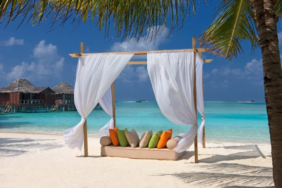 Anantara Veli Maldives Resort: Beach Cabana
