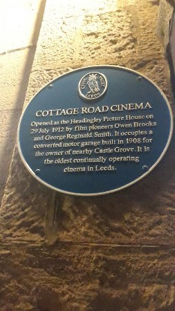 Cottage Road Cinema: 20160915_201339_large.jpg