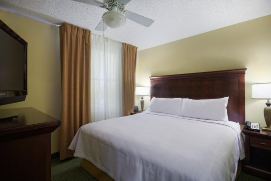 Homewood Suites Tampa Airport - Westshore: King Bedroom