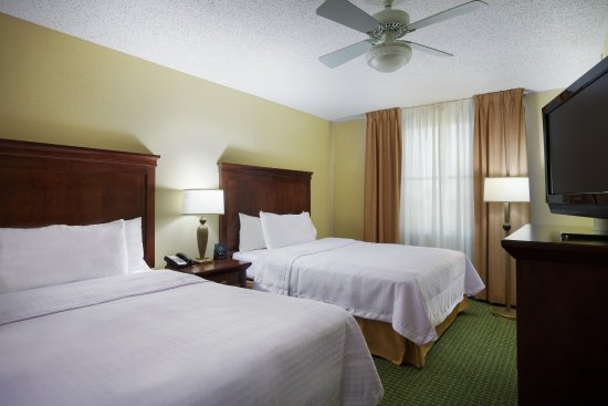 Homewood Suites Tampa Airport - Westshore: 2 Queen Beds