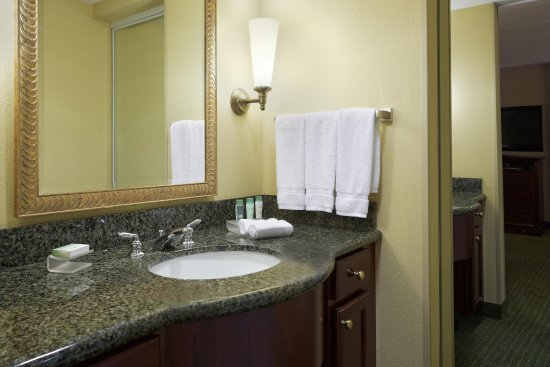 Homewood Suites Tampa Airport - Westshore: Guest Bathroom