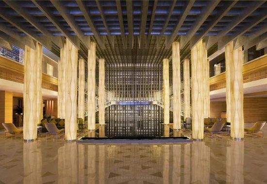 JW Marriott Hotel Shenzhen: Lobby