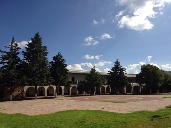 Centro Platero de Zacatecas