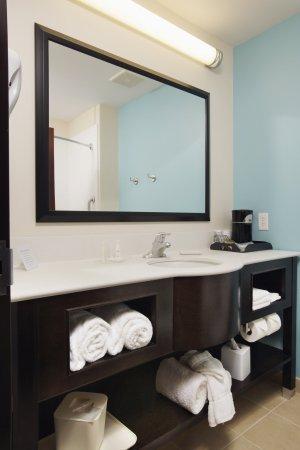 Лейк-Сити, Флорида: Room Bath Vanity