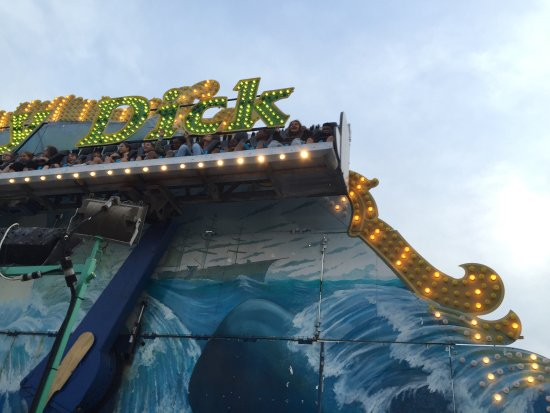 Morey's Piers and Beachfront Water Parks : Awesome day
