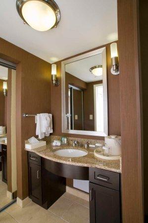 Bel Air, แมรี่แลนด์: Suite Vanity Area
