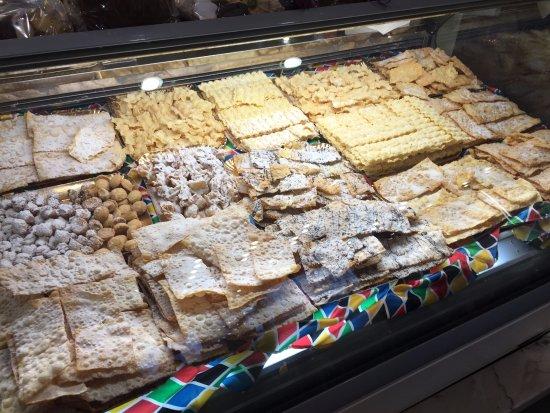 Massas folhadas, mil folhas e outros fantásticos sabores na Bertan, em Campodarsego
