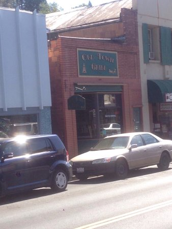 Placerville, Californië: Old Town Grill