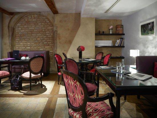 Hôtel Cour du Corbeau Strasbourg - MGallery Collection : Salon