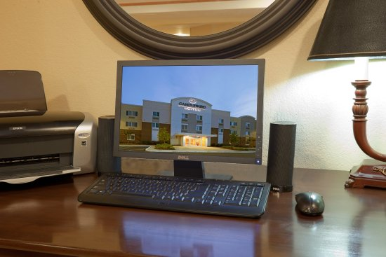 Candlewood Suites Montgomery: Business Center