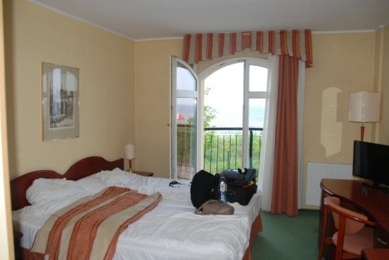 Lival Hotel: pokój z widokiem na Bałtyk