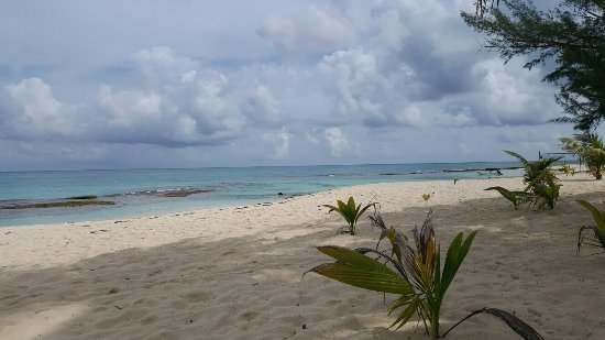 New Providence Island: Nice beach 😄