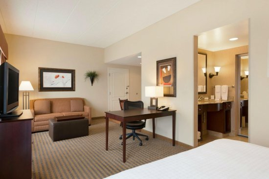Homewood Suites Minneapolis - St Louis Park at West End: 1 King Bed Studio Suite