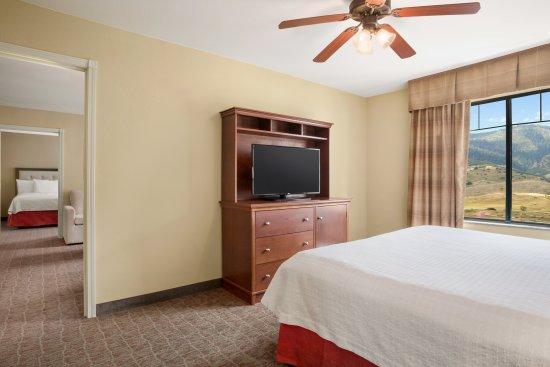 Homewood Suites By Hilton Denver Littleton: 1 King 2 Queens Bedroom Suite